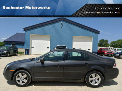 2007 Ford Fusion for sale at Rochester Motorworks in Rochester MN