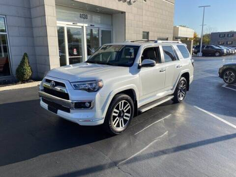 2018 Toyota 4Runner for sale at Cappellino Cadillac in Williamsville NY
