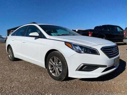 2017 Hyundai Sonata for sale at FAST LANE AUTOS in Spearfish SD