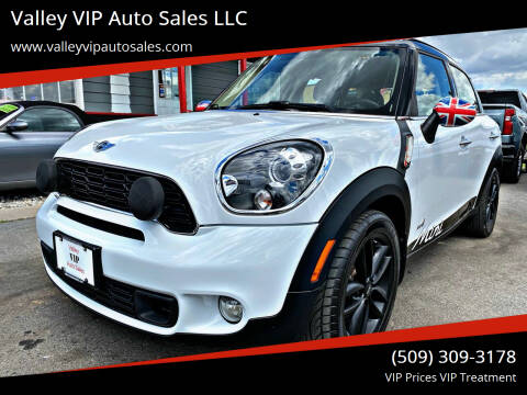 2013 MINI Countryman for sale at Valley VIP Auto Sales LLC in Spokane Valley WA