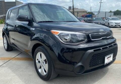 2013 Kia Soul for sale at DYNAMIC AUTO GROUP in Houston TX