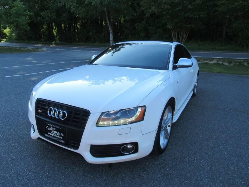 2009 Audi S5 for sale at Pristine Auto Sales in Monroe NC