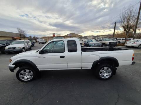 2002 Toyota Tacoma for sale at Silverline Auto Boise in Meridian ID