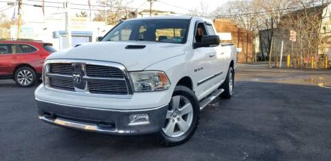 2010 Dodge Ram Pickup 1500 for sale at Elis Motors in Irvington NJ