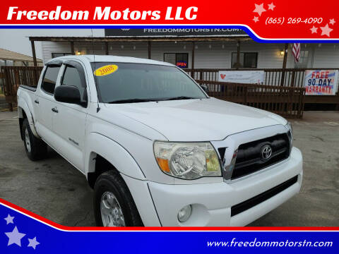 2008 Toyota Tacoma for sale at Freedom Motors LLC in Knoxville TN