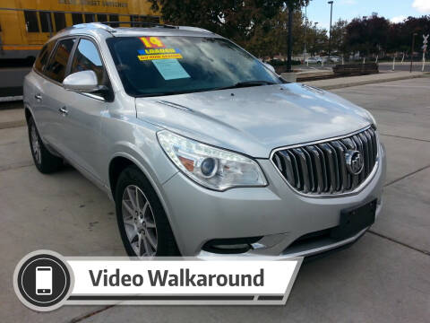 2014 Buick Enclave for sale at Super Cars Sales Inc #1 in Oakdale CA