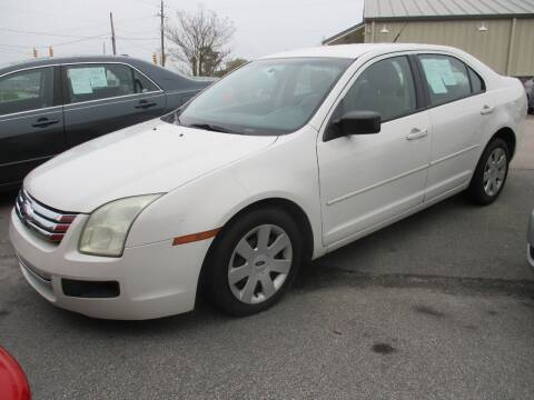 2009 Ford Fusion for sale at Creech Auto Sales in Garner NC