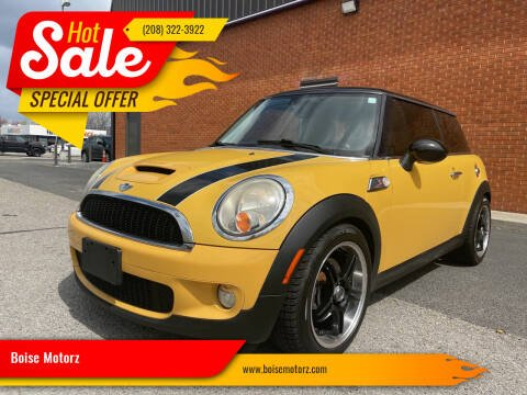 2008 MINI Cooper for sale at Boise Motorz in Boise ID