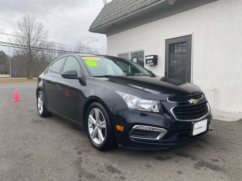 2015 Chevrolet Cruze for sale at Vantage Auto Group in Tinton Falls NJ