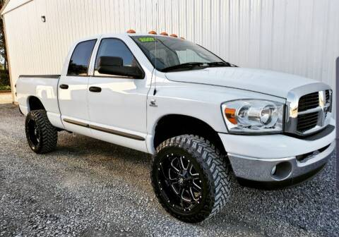 2007 Dodge Ram Pickup 2500 for sale at SOUTH MOUNTAIN AUTO SALES in Shippensburg PA