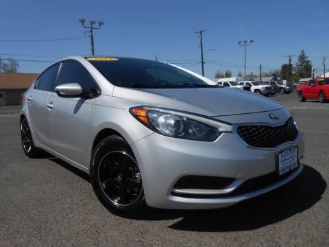 2015 Kia Forte for sale at McKenna Motors in Union Gap WA