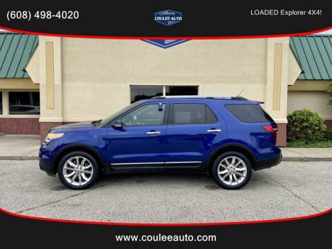 2015 Ford Explorer for sale at Coulee Auto in La Crosse WI