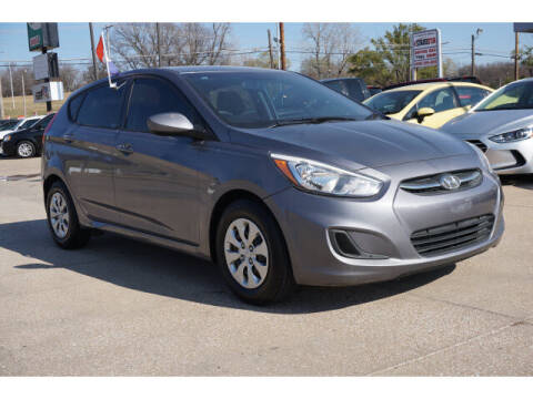 2015 Hyundai Accent for sale at Sand Springs Auto Source in Sand Springs OK