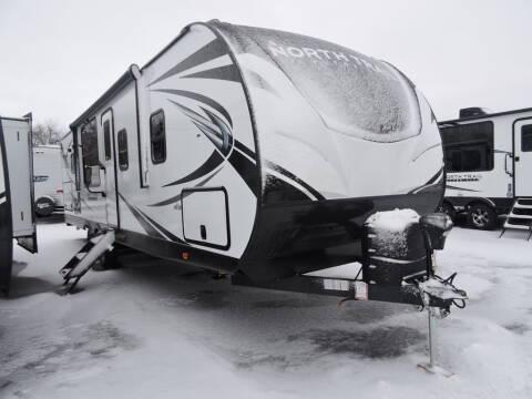 2021 Heartland North Trail Ultra-Lite 28RKDS
