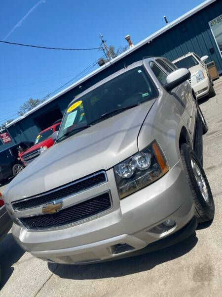 2007 Chevrolet Tahoe for sale at Car Barn of Springfield in Springfield MO