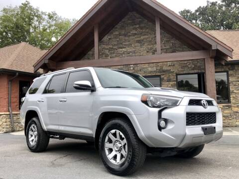 2015 Toyota 4Runner for sale at Auto Solutions in Maryville TN