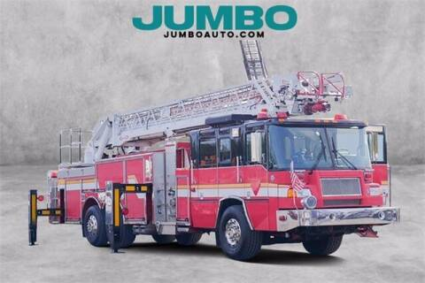 2000 Pierce Fire Truck for sale at Jumbo Auto & Truck Plaza in Hollywood FL