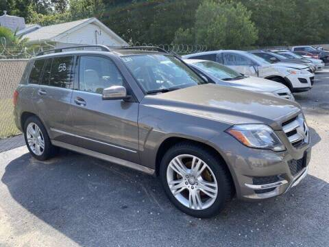 2015 Mercedes-Benz GLK for sale at CBS Quality Cars in Durham NC