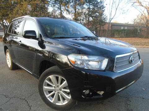 2009 Toyota Highlander Hybrid for sale at Sunshine Auto Sales in Kansas City MO