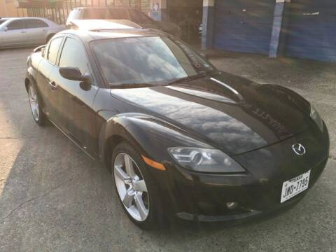 2004 Mazda RX-8 for sale at R&T Motors in Houston TX