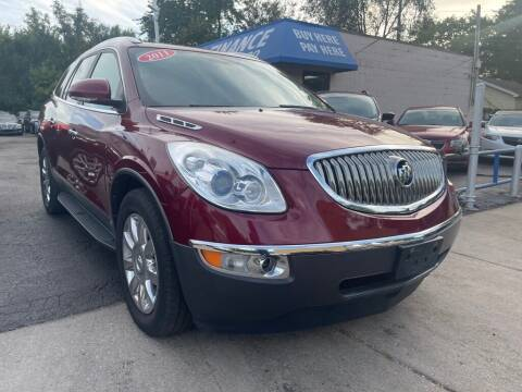 2011 Buick Enclave for sale at Great Lakes Auto House in Midlothian IL