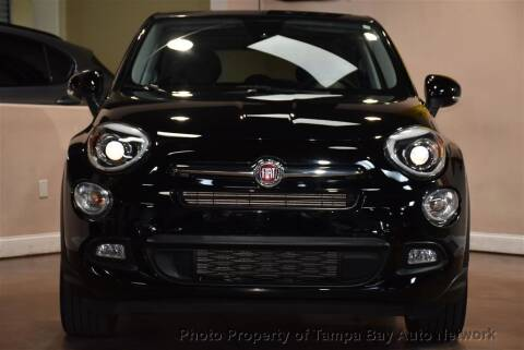 2017 FIAT 500X for sale at Tampa Bay AutoNetwork in Tampa FL