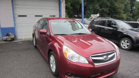 2012 Subaru Legacy for sale at Auto Outlet of Morgantown in Morgantown WV