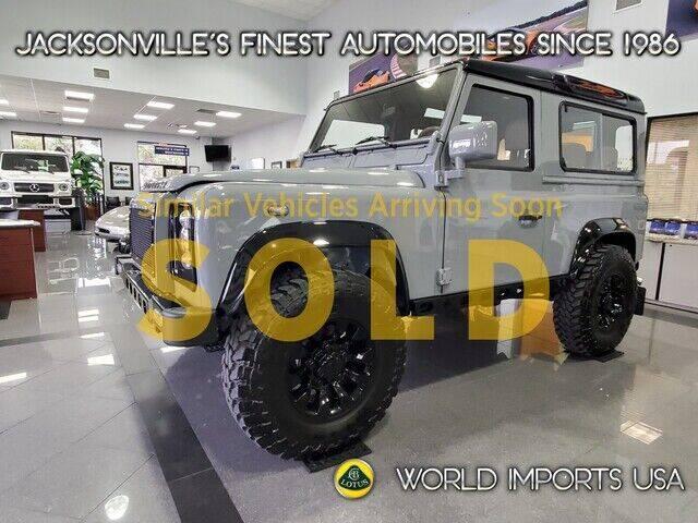 1994 Land Rover Defender for sale in Jacksonville, FL