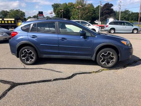 2013 Subaru XV Crosstrek for sale at LaBelle Sales & Service in Bridgewater MA