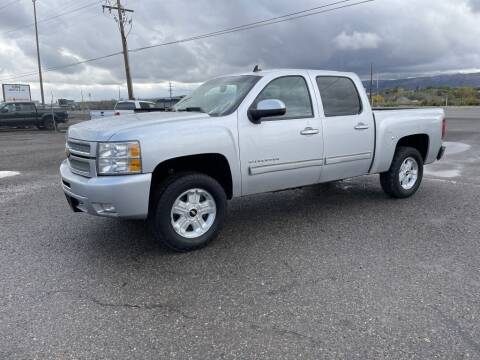 2012 Chevrolet Silverado 1500 for sale at Mikes Auto Inc in Grand Junction CO