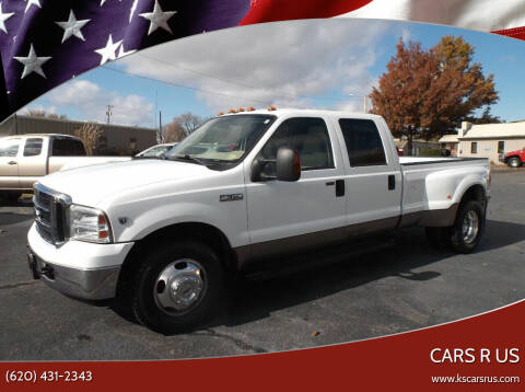2007 Ford F-350 Super Duty for sale at Cars R Us in Chanute KS