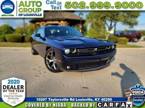 2015 Dodge Challenger for sale at Auto Group of Louisville in Louisville KY