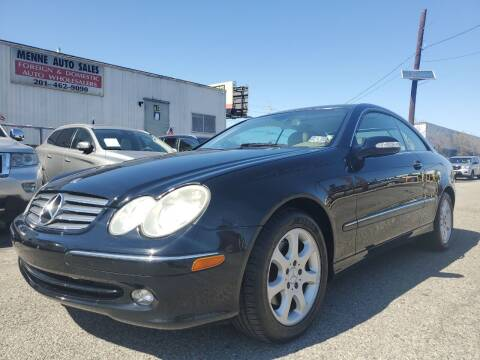 2004 Mercedes-Benz CLK for sale at MENNE AUTO SALES in Hasbrouck Heights NJ