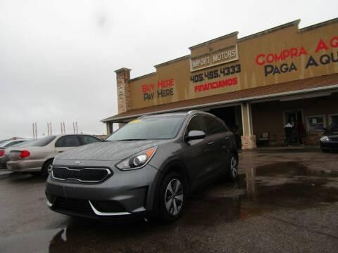 2017 Kia Niro for sale at Import Motors in Bethany OK