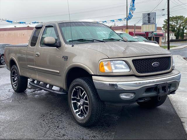 2001 Ford F-150 for sale at Messick's Auto Sales in Salisbury MD