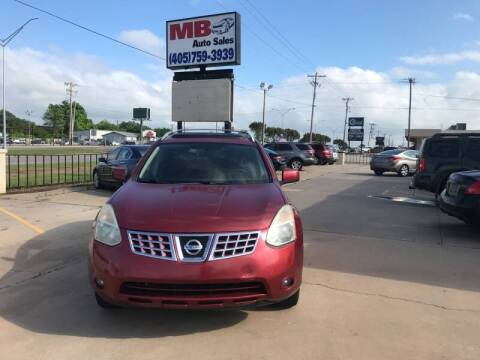 2008 Nissan Rogue for sale at MB Auto Sales in Oklahoma City OK