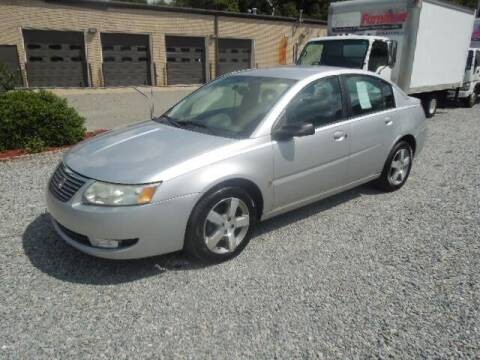 2006 Saturn Ion for sale at Wheels & Deals Smithfield Inc. in Smithfield NC