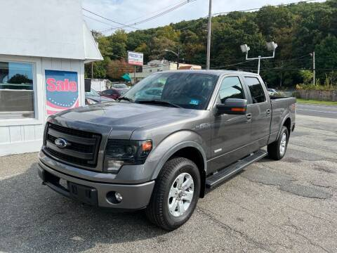 2013 Ford F-150 for sale at Auto Banc in Rockaway NJ