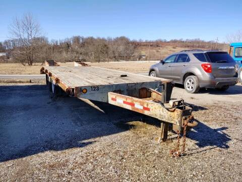 1985 DAKOTA LOWBOY for sale at G & H Automotive in Mount Pleasant PA