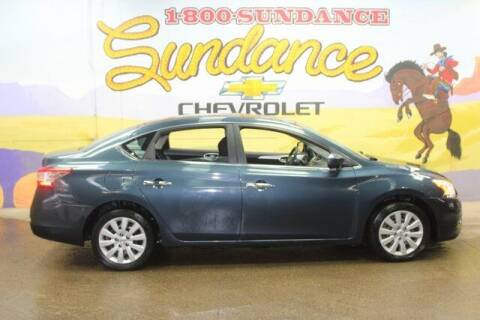2015 Nissan Sentra for sale at Sundance Chevrolet in Grand Ledge MI