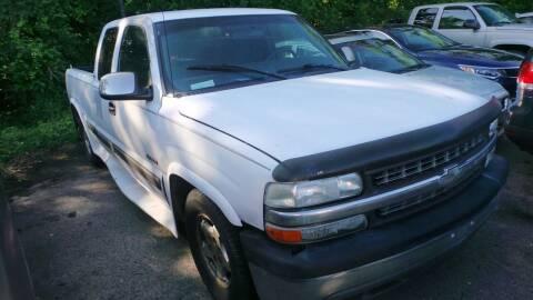 1999 Chevrolet Silverado 1500 for sale at Unlimited Auto Sales in Upper Marlboro MD