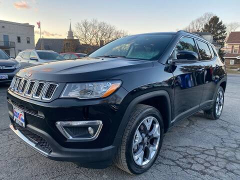 2020 Jeep Compass for sale at 1NCE DRIVEN in Easton PA