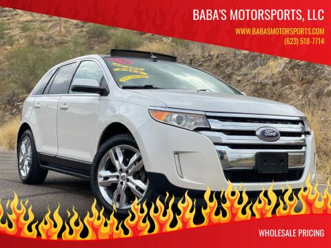 2013 Ford Edge for sale at Baba's Motorsports, LLC in Phoenix AZ