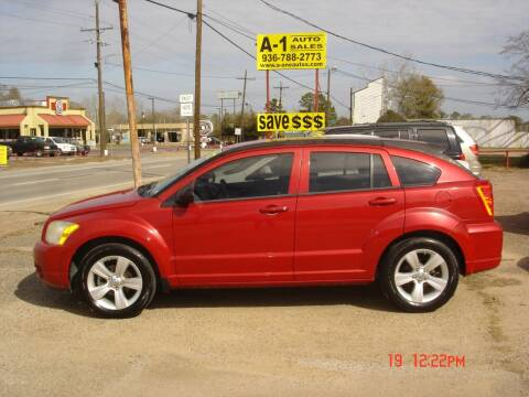 2012 Dodge Caliber for sale at A-1 Auto Sales in Conroe TX