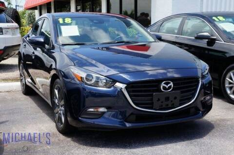 2018 Mazda MAZDA3 for sale at Michael's Auto Sales Corp in Hollywood FL