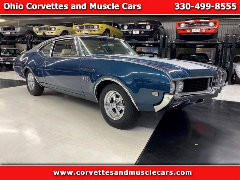 1969 Oldsmobile 442 for sale in North Canton, OH