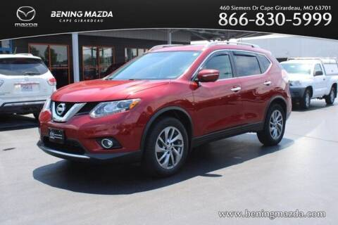 2015 Nissan Rogue for sale at Bening Mazda in Cape Girardeau MO
