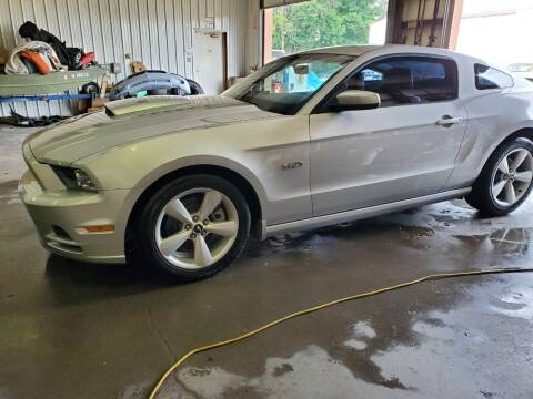2013 Ford Mustang for sale at Grace Motors in Evansville IN