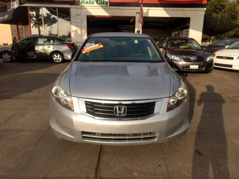 2009 Honda Accord for sale at Auto City in Redwood City CA