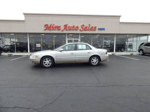 2004 Buick Regal for sale at Mira Auto Sales in Dayton OH